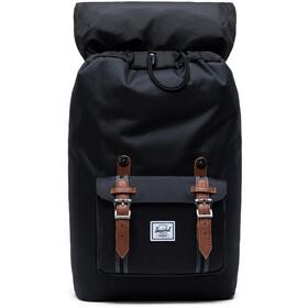 Herschel Little America Mid-Volume Backpack 17L black/black/tan